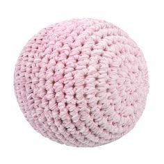 Crochet ball, L, gradient, girl