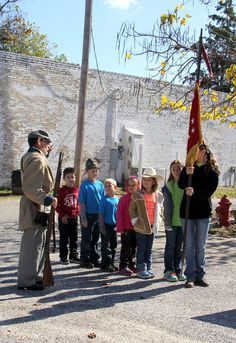 Civil War School Day 2014
