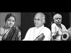M.S. Subbulakshmi, V.V. Subrahmanyam, T.K. Murthy Full Concert- 1967, Music Academy - YouTube