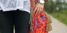 Tendencia étnica: Bolsos Wayúus | EspacioPink