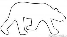 Polar Bear Process Art (Play to Learn Preschool) Preschool Art Projects, Toddler Art Projects, Cool Art Projects, Craft Activities For Kids, Preschool Learning, Preschool Ideas, Learning Activities, Craft Projects, Polar Bear Paint