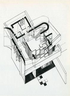 Alberto and Diambra Gatti. L'Architettura 136 Feb 1967: 644