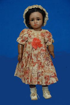 Beautiful antique German made Simon and Halbig doll