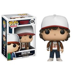 Funko POP! Vinyl Stranger Things - Dustin Limited Edition - Funko POP! - All categories | ColThat.com