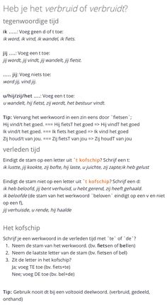 d, t of dt? Dutch Language, Spelling, Posters, Poster, Billboard, Games