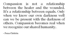 Compassion becomes real when we recognize our shared humanity. Inspirational Words Of Wisdom, Uplifting Quotes, Inspiring Quotes About Life, Proverbs 16 24, Therapy Quotes, Word Up, Pretty Words, Spoken Word, Some Words