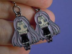 Fate Stay Night Anime Rider Anime Earrings Rider by laminartz