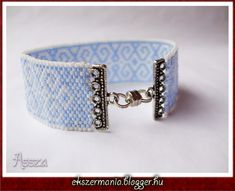 Pattern for this bracelet