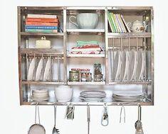Stainless Shelves | industrial kitchen | Pinterest | Shelves ...