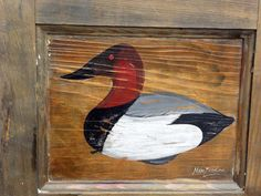 Your place to buy and sell all things handmade Decoy Carving, Duck Decoys, Art Sign, Mural Ideas, Lodge Decor, Hand Painted Signs, Goods And Services, Vintage Art, Wood Signs