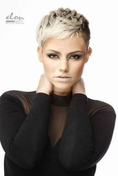 25+ best ideas about Pixie haircuts