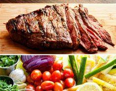 Asada sirloin recipe carne asada paleo and south of the border