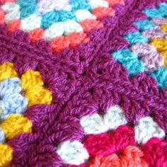 12 Ways To Join Granny Squares - How To   Craft Passion - Page 2 of 2