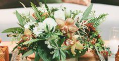 Botanical-Inspired Wedding at Marvimon