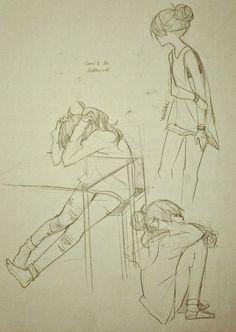 anime, art, and manga image Sad Girl Drawing, Manga Drawing, Figure Drawing, Manga Art, Drawing Sketches, Art Drawings, Anime Art, Image Clipart, Art Clipart
