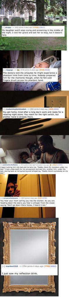 mini scary stories
