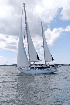 Sail Away - Nauticat Pilot House Sailing Yaught