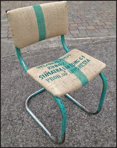 "the grain sack is perhaps way too trendy to do, but some sort of fresh upholstering will help ""my"" chairs greatly! no tufting :)"