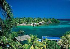 Cayos de Utila Islas de la Bahia, Honduras
