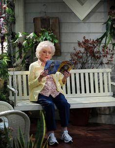 Betty on Hot in Cleveland
