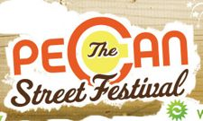 Pecan Street Festival - bi-annual weekend event (April and Sept) on 6th St. featuring a variety of vendors