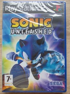 Sonic Unleashed - Sony PlayStation 2 - PS2 - Brand New Factory Sealed: $59.00 End Date: Tuesday Oct-3-2017 11:31:28 PDT Buy It Now for…