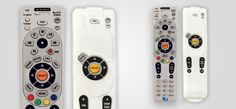 This Button Blocker model is designed to work with the standard remote control supplied or provided for purchase by DirecTV. It enables you to press the most commonly needed buttons and prevents access to buttons which, when pressed, can result in your TV becoming un-watchable. When access to other buttons is needed, your Button Blocker can be removed and refitted quickly and easily!