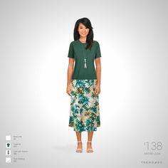 equipo de la manera hecha por Karina el uso de ropa de Just Last Season, Topshop, New Look, Quiz Clothing. Estilo hecho en Trendage.