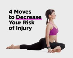 4 Moves to Decrease Your Risk of Injury | Women's Health Magazine