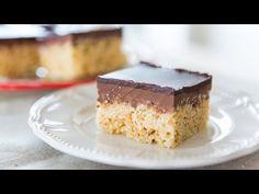 Chocolate Peanut Butter Marshmallow Squares – Fifteen Spatulas