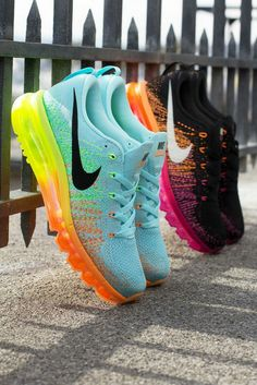 nike air max flyknit 2015 3 nike air max  thea #shoes #nike #sneakers i love #esty shoes