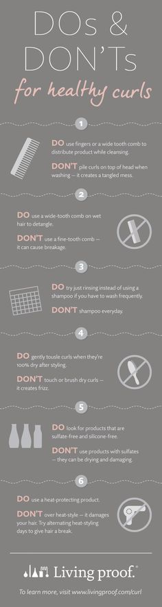 awesome Got naturally curly hair? Here are the do's and don'ts for keeping your ... - Hairstyle by http://www.dana-hairstyles.xyz/natural-curly-hair/got-naturally-curly-hair-here-are-the-dos-and-donts-for-keeping-your-hairstyle/