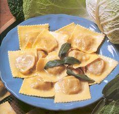 Tasty Agnolotti from Piemonte
