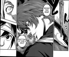Yasss you go isshiki. Isshiki Satoshi, Yukihira Soma, Shokugeki No Soma Anime, Cute Anime Boy, Anime Fantasy, Manga Games, Anime Ships, Awesome Anime, Me Me Me Anime