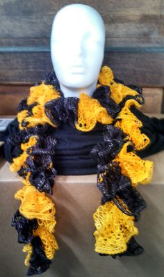Pittsburgh Steelers Sashay Ruffle Scarf: 9 other color options available