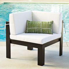 Wood Slat Single Chair