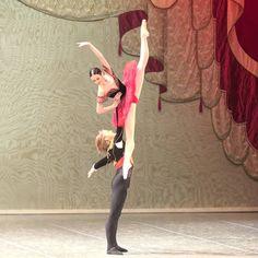 Denis Rodkin and Yulia Stepanova PPD Don Quixote Юлия Степанова и Денис Родькин #ballet #bolshoiballet #балет #большойтеатр #donquixote #донкихот #yuliastepanova #юлиястепанова #denisrodkin #денисродькин