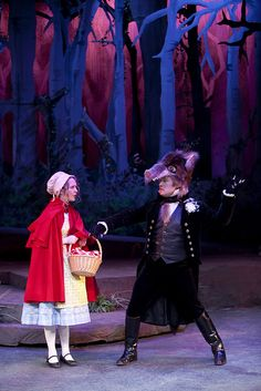 INTO THE WOODS 9 by University Theatre, via Flickr