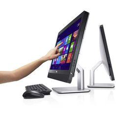 Você pode controlar seu computador com a ponta dos dedos! Confira este All-In-One Dell com tela sensível ao toque: http://www.colombo.com.br/produto/Informatica/Desktop-Dell-Inspiron-All-In-One-Intel-Core-i3-4GB-RAM-1TB-HD-Windows-8-F320