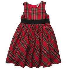 Classic Plaid Taffeta Dress | Dresses Dresses