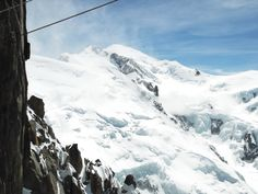 View to Mont-Blanc France, Mountains, Nature, Travel, Mont Blanc, Naturaleza, Viajes, Destinations, Traveling