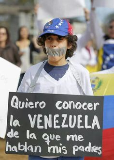 Y yo quisiera volver a Venezuela sin tener la zozobra de la inseguridad y la escasez