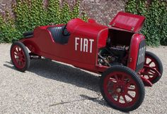 1924 Fiat 501 Corsa Biposto