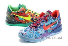 Nike Zoom Kobe Ix Mens Mandarin Duck Blue Red c5ac664293c9