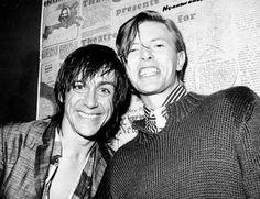 Pop et Bowie