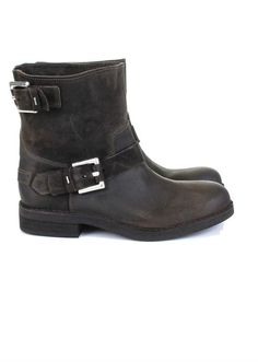 Shabbies Amsterdam 253004 - Korte Laarzen & Boots - Dames - Donelli