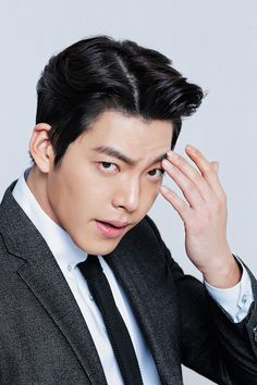 20 Seriously sexy photos of Kim Woo Bin for Sieg Fahrenheit
