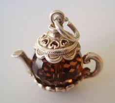 vintage silver pots - Google Search
