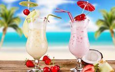 zomer strand cocktail - Google zoeken