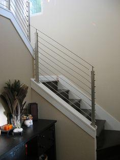 handrails for inside staircases | Stair Railings